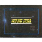Victory Point Record Chart Card from Warhammer 40,000 2nd Edition